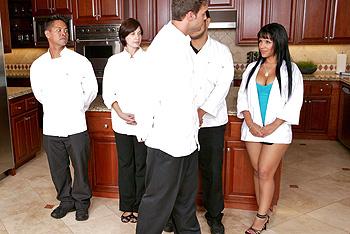 Chef Ram Me's Kitchen