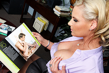 Librarian In Heat
